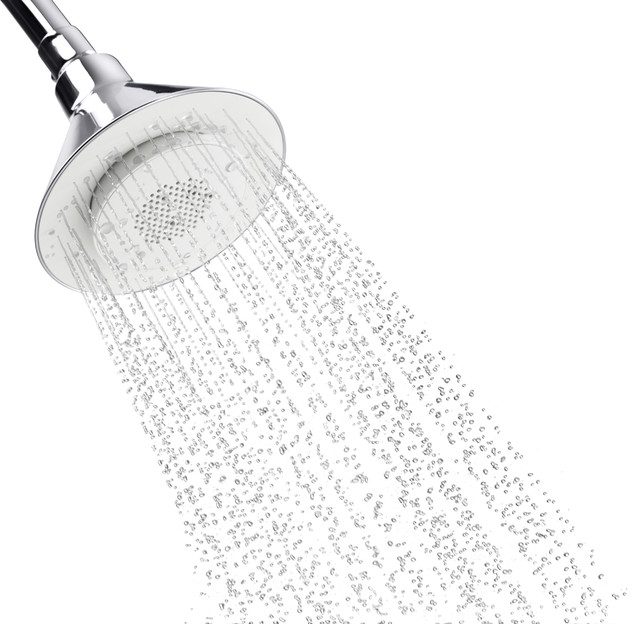 Moxie Showerhead + Wireless Speaker