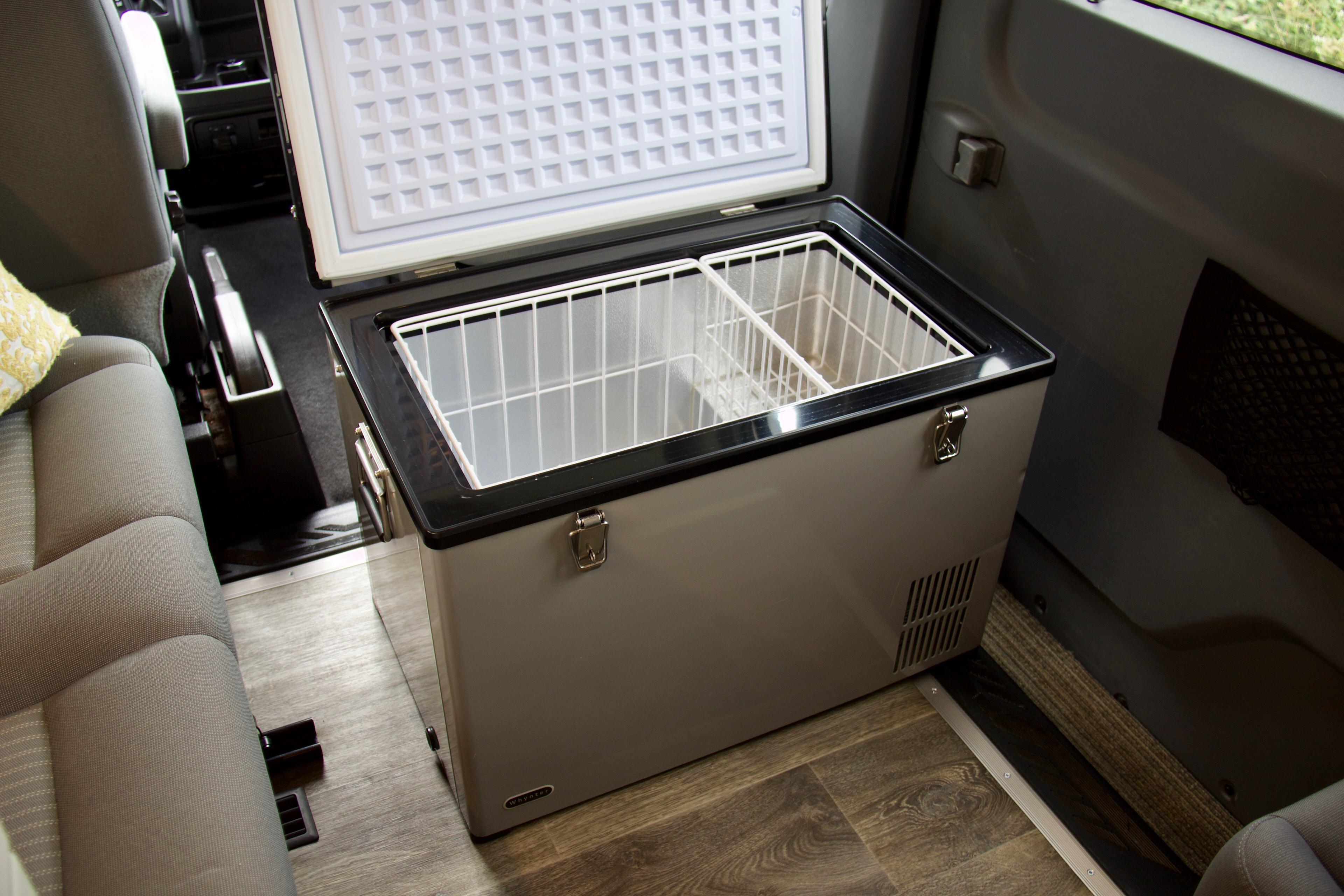 Whynter 12 volt/110 volt 65 quart cooler