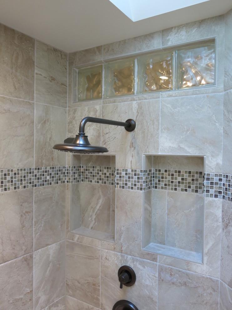Lutherville Master Bathroom & Closet Remodel