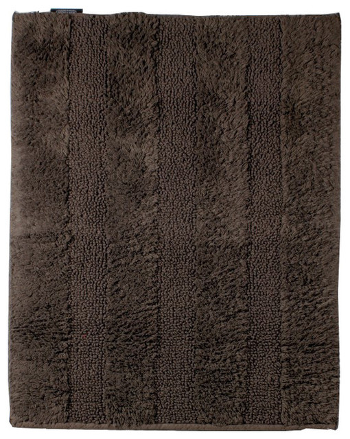 kin reversable absorbent 100 cotton 1700 gsm bath mat 13095 | contemporary bath mats
