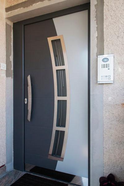 Modern Aluminum Front Entry Door Modern Front Doors