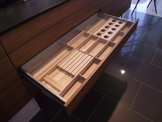 besteckeins tze aus holz sonstige von stratmann. Black Bedroom Furniture Sets. Home Design Ideas