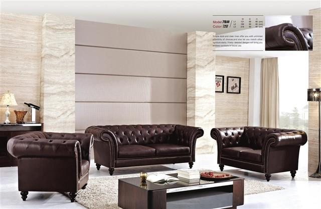 Tufted Sofa Sets Sofa
