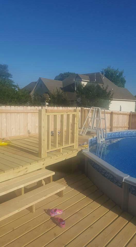 Memphis Deck Construction
