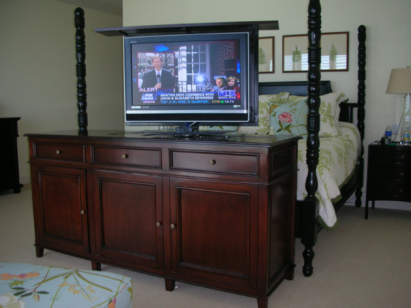 End Of Bed Tv Lift Cabinet Foot The Cabinets By Tronix