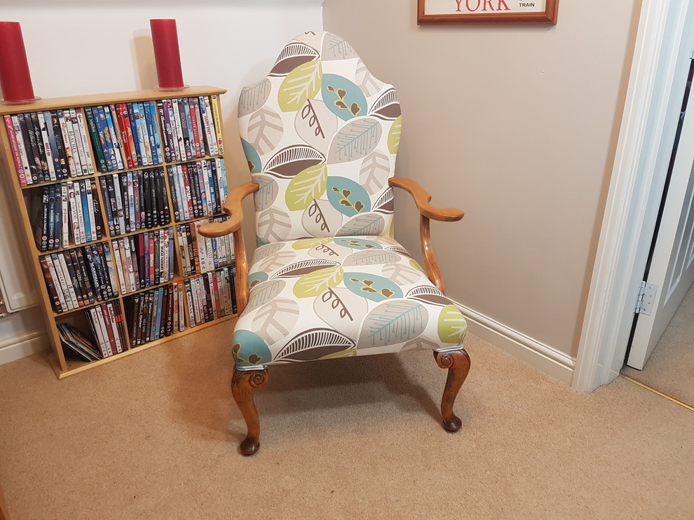 Gothic style chair