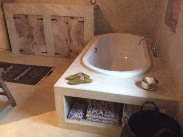 badkamer met spa sfeer: onze badkamer metamorfose livelovehome., Badkamer