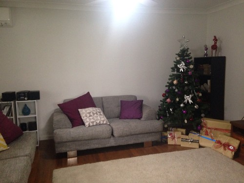Suggestions to finish living room for 8 bit room decor