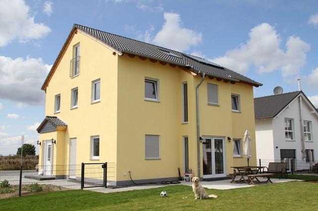 Pro Familien Haus individuelle massivhäuser modern frankfurt am pro