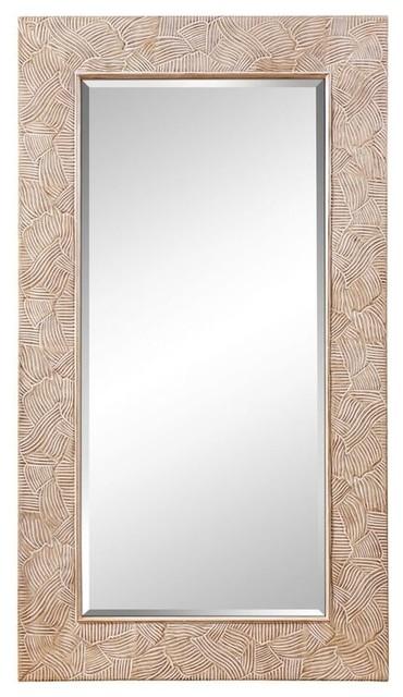 James Floor Mirror.