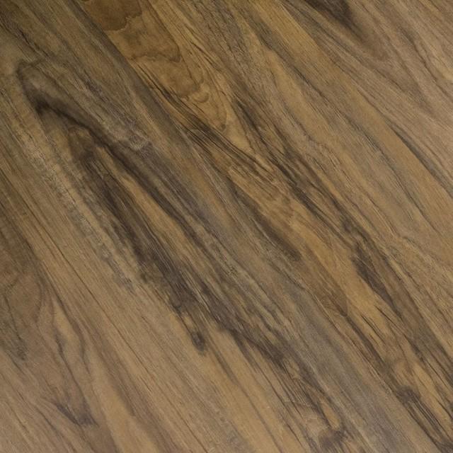 Timeless Designs Millennium Walnut Luxury Vinyl Plank Flooring Sample