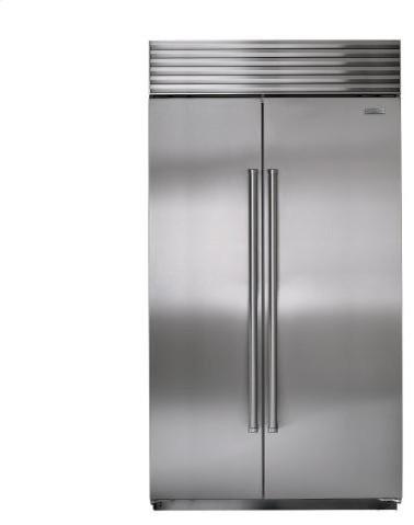 Sub-Zero BI-42S Side-by-Side Refrigerator/Freezer