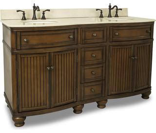 Elements Compton Bath Vanity - Traditional - Bathroom Vanities And Sink Consoles - by New York ...