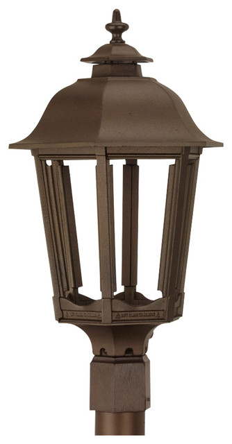 The Bavarian Outdoor Gas Lighting Traditional Post Lights By American Gas Lamp Works Llc