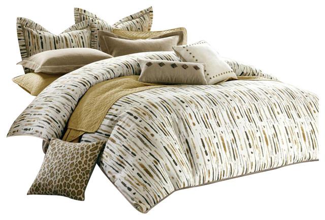 Jla Hampton Hill Hopecrest Polyester Comforter Set Multi