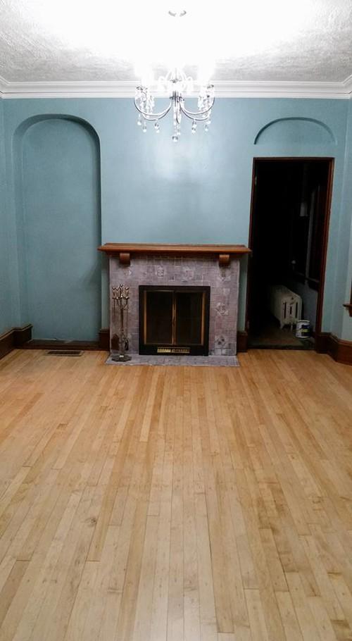 Need Help With Living Room Layout Blank Slate