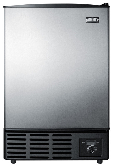 Compact Built-In Icemaker-No Drain Needed Bim25.