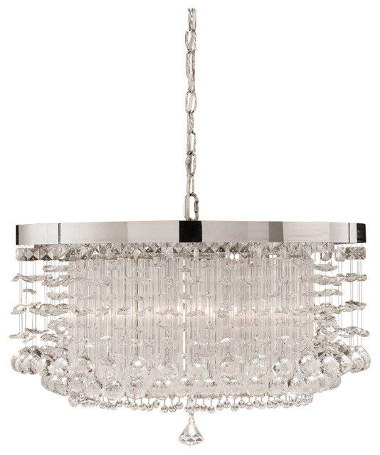 Carolyn Kinder Fascination 3 Light Chandelier