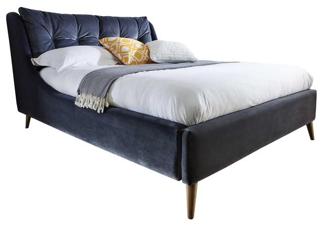 Barton Panel Bed, King