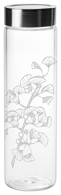 Gingko Biloba Sleek Water Bottle