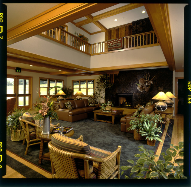 trans pacific design tropical living room: tropical living rooms