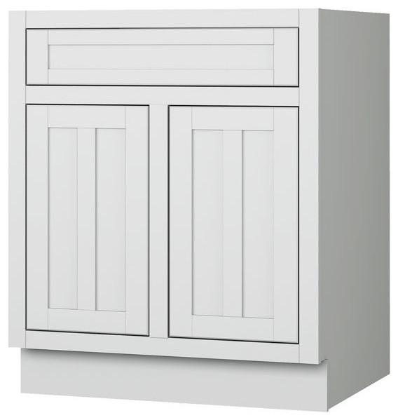 Sagehill Designs Vdb30s Veranda Double Door Sink Base.