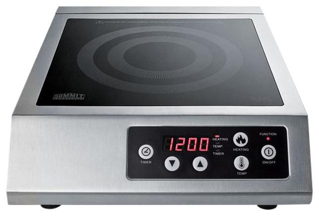 110v Induction Cooktop For Portable Commercial Use Sinccom1