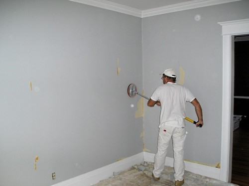 How To Remove Layers Of Paint From Plaster Walls