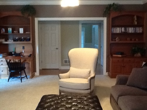 Help With Family Room Accent Pieces And Furniture Placement