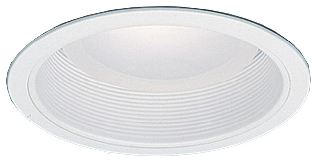 Thomas Lighting Trm30 6 Recessed Stepped Baffle Trim For Ic And Non I