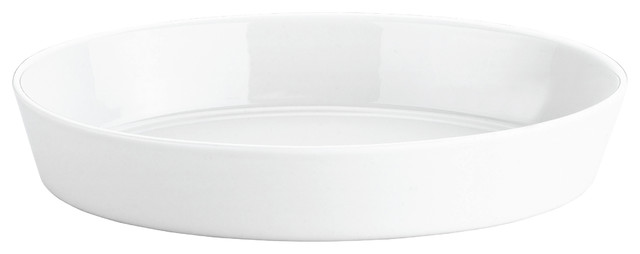 Pillivuyt Deep Oval Baker 2-Piece Set.