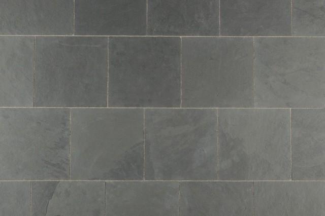 Janeiro Slate Tiles Montauk Blue Slate Sawn Natural 12