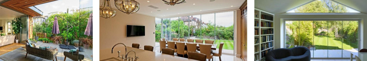 Glass Curtains Uk