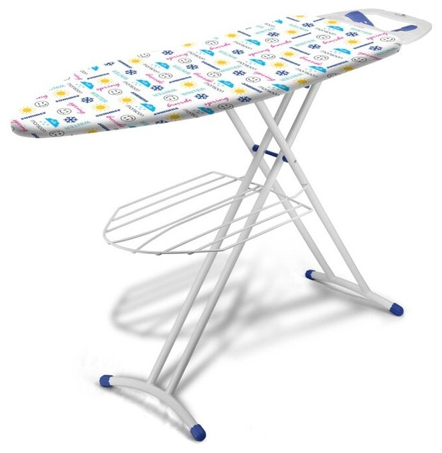 Bonita Pride Ironing Board, Season Text