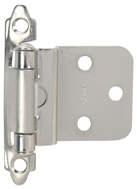 Inset Cabinet Hinge - Modern - Hinges - by Hardware House