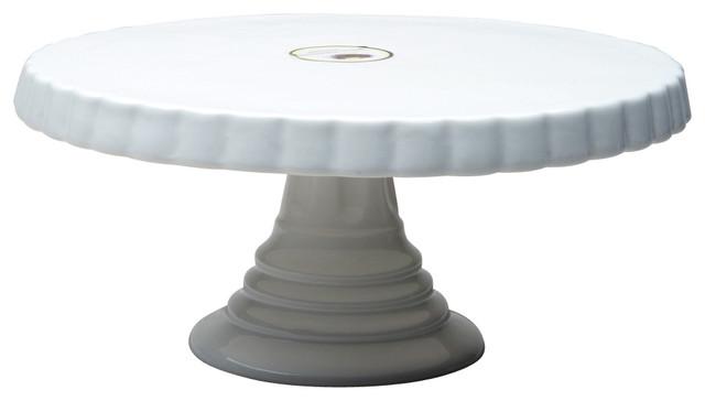 Gardenweb Pedestal Cake Stand