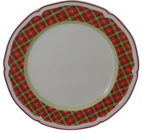 Villeroy & Boch Joy Noel Dinner Plate - Traditional - Tabletop - by ...