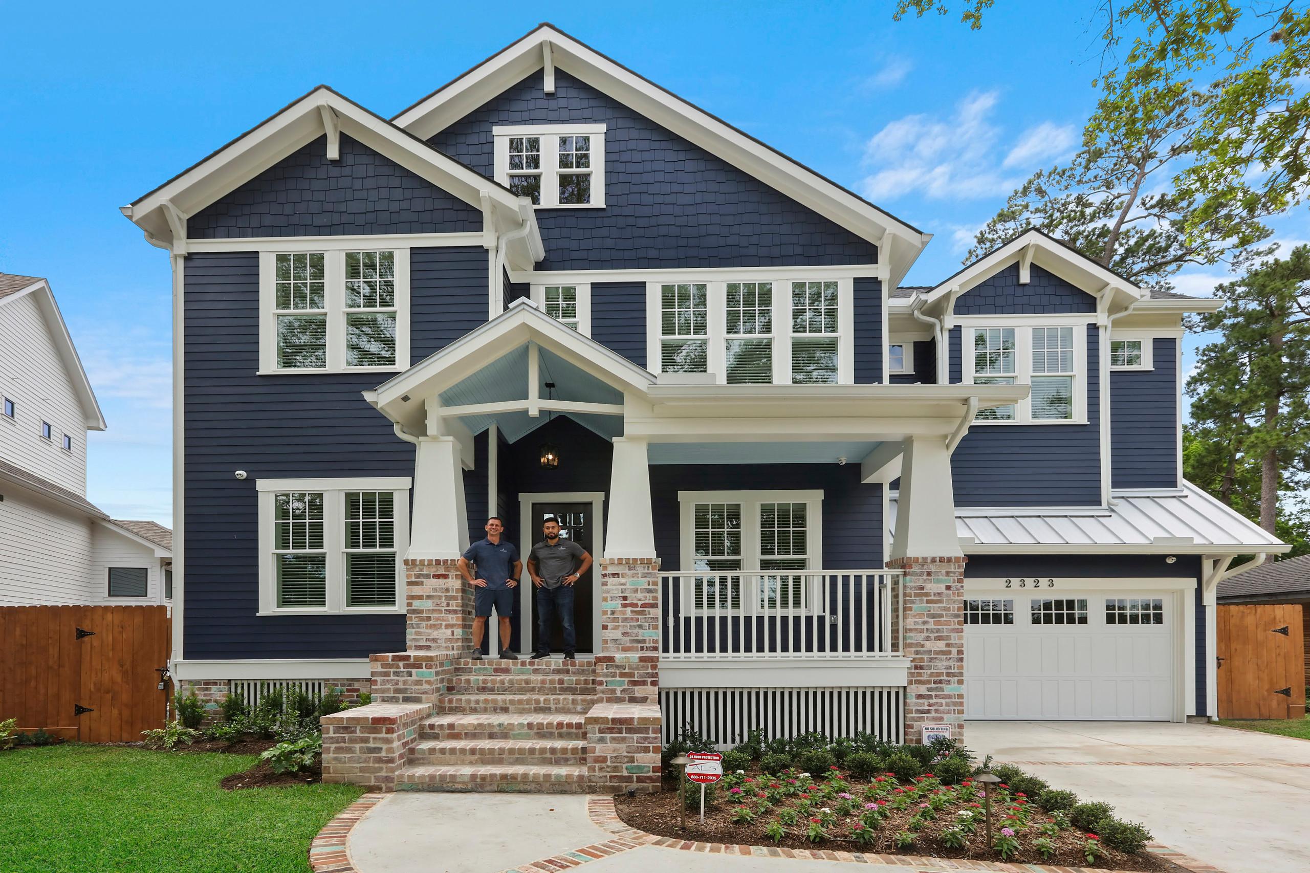 Dowdle-Sampson Residence