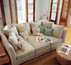 What Do You Call The Super Deep Sofas?