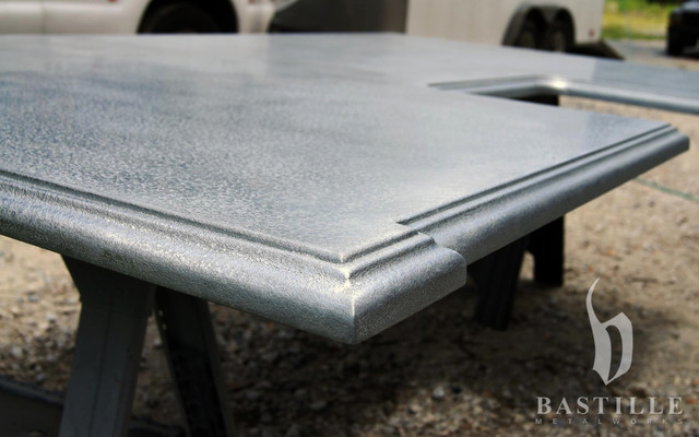 for countertop choose metal how kitchen island pewter to on zinc countertops blog photo finedesignfabrication your source a com