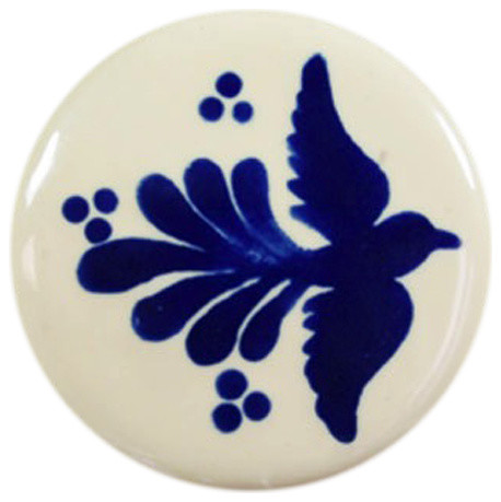 Mexican Tile Designs - Blue Bird Hand Made Mexican Ceramic ...