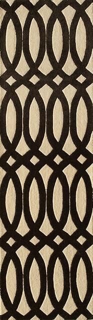 Delhi Hand Tufted Rug, 8'x10'