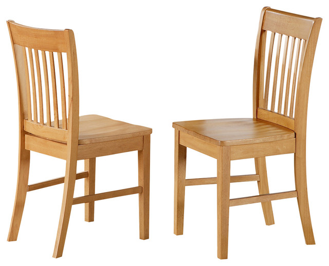 Wonderful East West Furniture Norfolk Dining Chairs, Set Of 2 Craftsman Dining Chairs