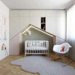 4 Camerette a Misura di Bambini e Bambine