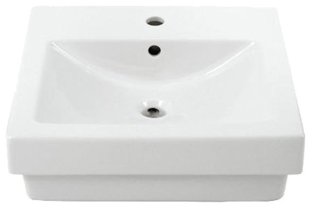 toto lt15501 cotton white vernica design ii selfrimming lavatory
