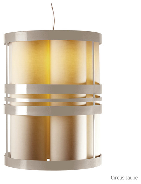 circus suspension lamp by mambo at taupe contemporary pendant lighting. Black Bedroom Furniture Sets. Home Design Ideas
