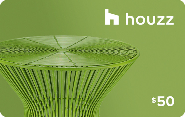 Houzz Gift Card, $50
