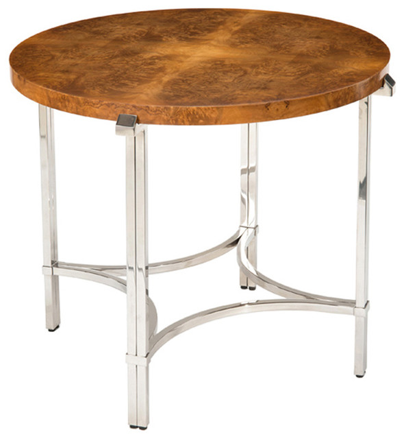 John Richard Porter Occasional Table Transitional Side Tables And End Tables