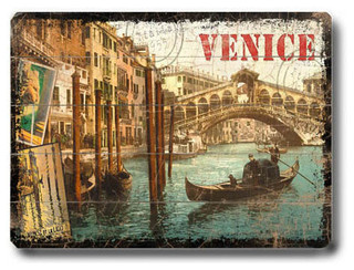 Artehouse Quot Venice Italy Quot Wood Sign View In Your Room