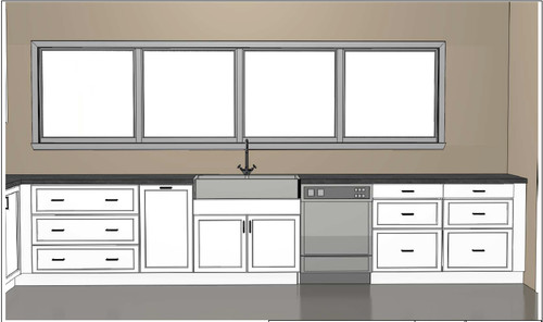 Just Wanted To Run My Idea By Those With IKEA Kitchen Experience. Is This A  Bad Idea? Good Idea?